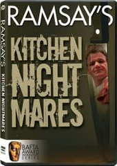 Ramsay's Kitchen Nightmares - Series 1 on DVD