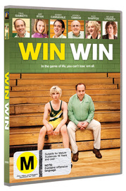 Win Win on DVD