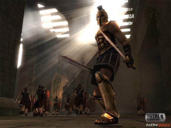 Spartan: Total Warrior for GameCube image