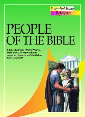 People of the Bible by Robert Backhouse