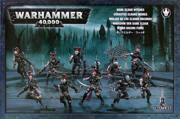 Warhammer 40,000 Dark Eldar Wyches