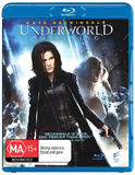 Underworld: Awakening on Blu-ray
