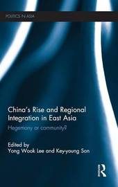 China's Rise and Regional Integration in East Asia image