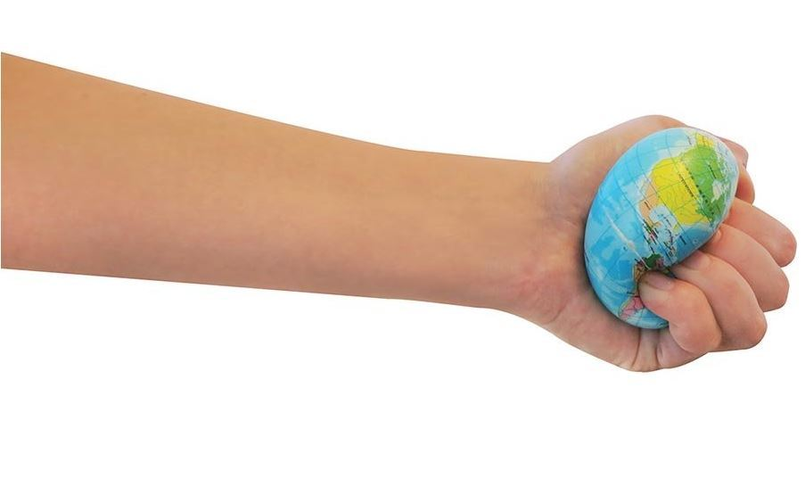 Earth Stress Ball image