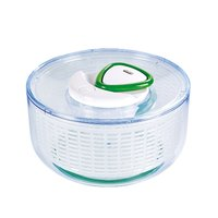 Zyliss Easy Spin Small Salad Spinner - White