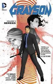Grayson Vol 3 Nemesis by Tom King