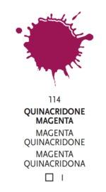 Liquitex: Acrylic Ink - Quinacridone Magenta (30ml)