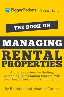 The Book on Managing Rental Properties by Brandon Turner image