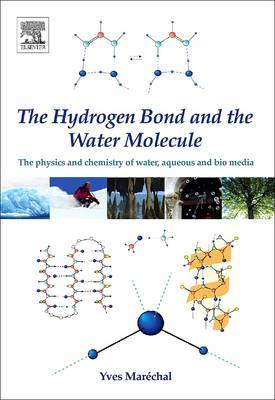 The Hydrogen Bond and the Water Molecule by Yves Marechal image