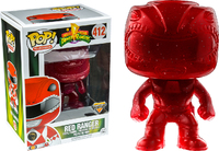 Power Rangers - Red Ranger (Morphing) Pop! Vinyl Figure