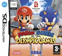Mario & Sonic at the Olympic Games for Nintendo DS image