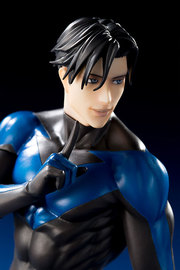 DC Comics Ikemen: 1/7 Nightwing - PVC Figure (First Production Bonus Version)