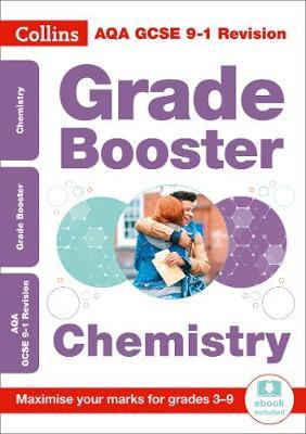 AQA GCSE 9-1 Chemistry Grade Booster for grades 3-9 by Collins GCSE