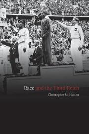 Race and the Third Reich by Christopher M. Hutton image