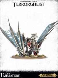 Warhammer Flesh-Eater Courts Terrorgheist