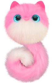 Pomsies: Interactive Plush - Pinky