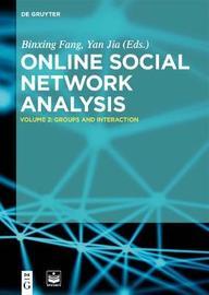 Online Social Network Analysis