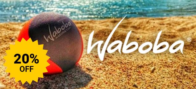 20% off Waboba!