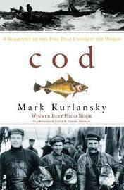 Cod by Mark Kurlansky