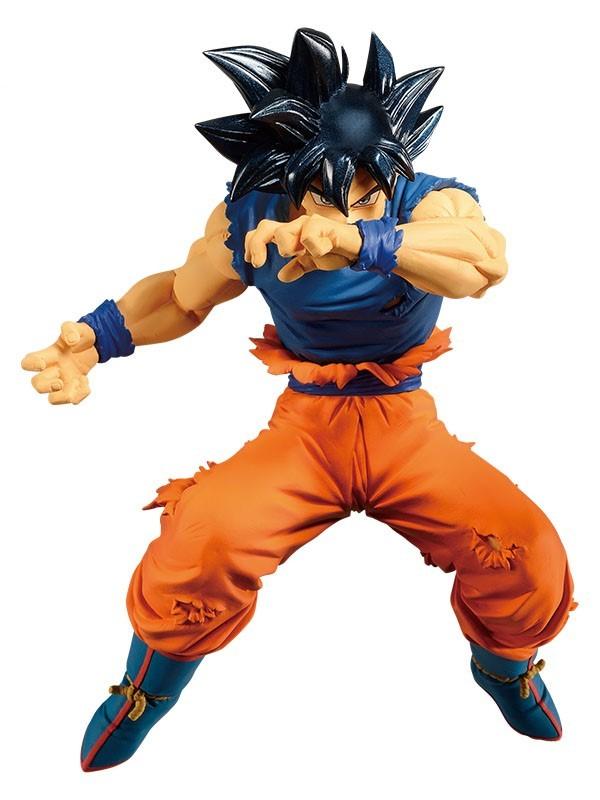 Goku (Ultra Instinct Omen) - PVC Figure image