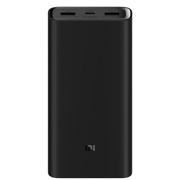 Xiaomi: Mi 20000mAh Power Bank 3 - Pro Edition (Black)
