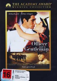 An Officer & A Gentleman on DVD image