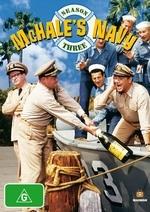 McHale's Navy - Season 3 (5 Disc Box Set) on DVD