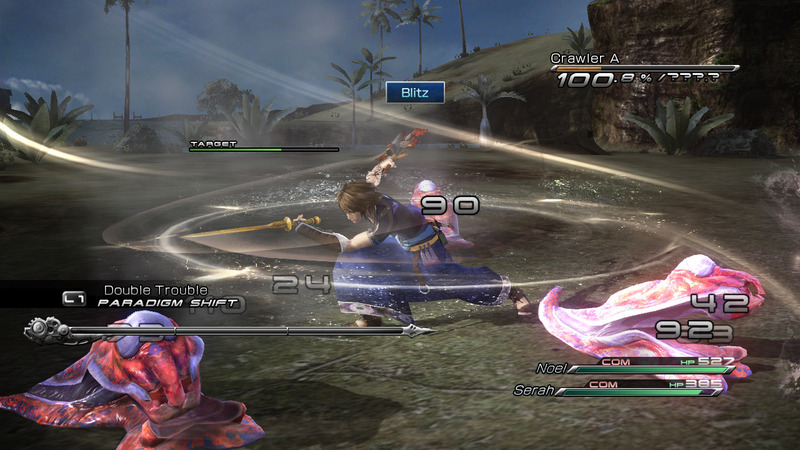 Final Fantasy XIII-2 for PS3 image