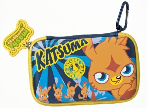 Moshi Monsters Console Carry Case - Katsuma (Nintendo 3DS/DSi/DS Lite) for Nintendo 3DS image