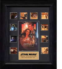 FilmCells: Mini-Montage Frame - Star Wars (Attack Of The Clones) image