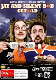 Jay and Silent Bob Get Old: UK on DVD