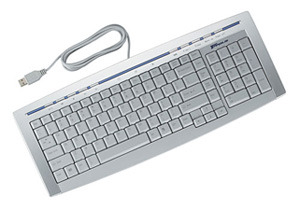Targus Slimline Multimedia Keyboard