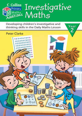 Investigative Maths Year 2 by Peter Clarke