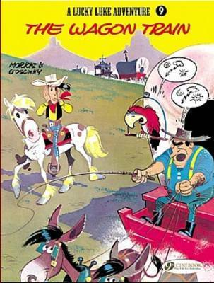 "Lucky Luke: v. 9 by ""Goscinny"""