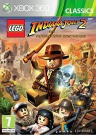 LEGO Indiana Jones 2: The Adventure Continues (Classics) for Xbox 360