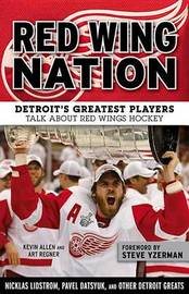 Red Wing Nation by Kevin Allen