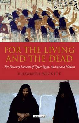 For the Living and the Dead by Elizabeth Wickett image