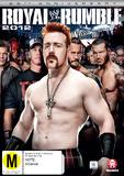 WWE: Royal Rumble 2012 DVD