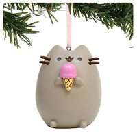 Pusheen the Cat - I Love Ice Cream Ornament