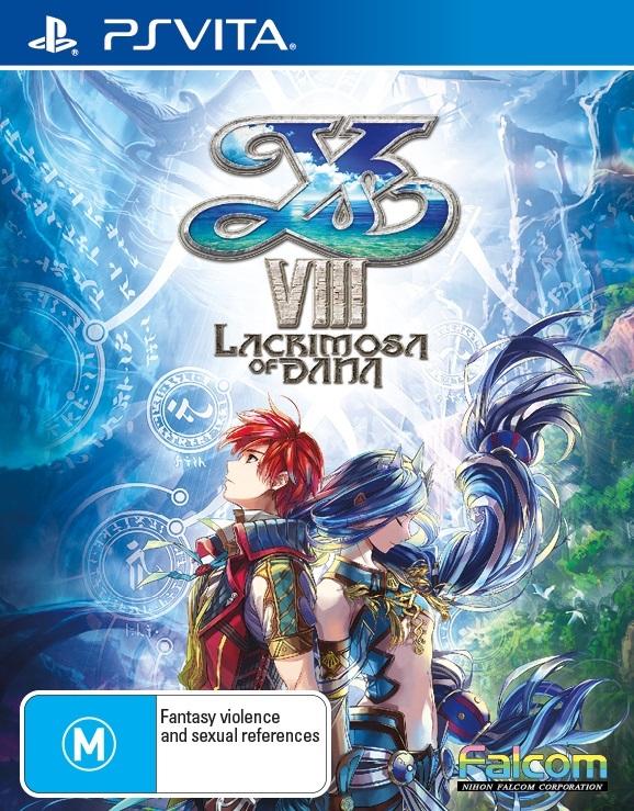 Ys VIII: Lacrimosa of Dana for PlayStation Vita