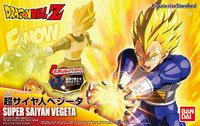 Dragon Ball Z: Super Saiyan Vegeta - Figure-rise Model Kit