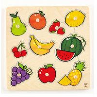 Hape: Fruit Knob Puzzle
