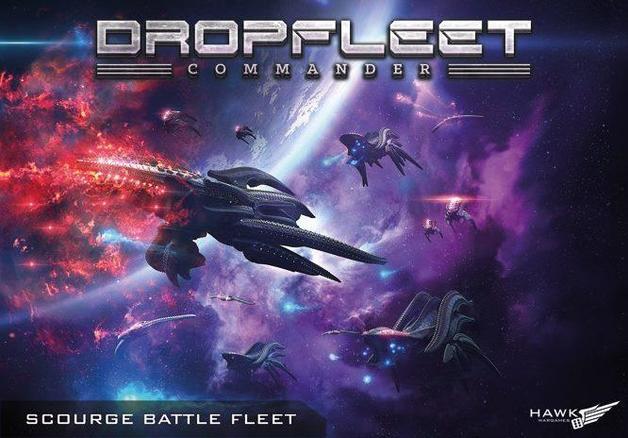 Dropfleet Commander: Scourge - Battle-Fleet Box