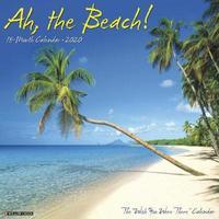 Ah the Beach! 2020 Wall Calendar by Willow Creek Press