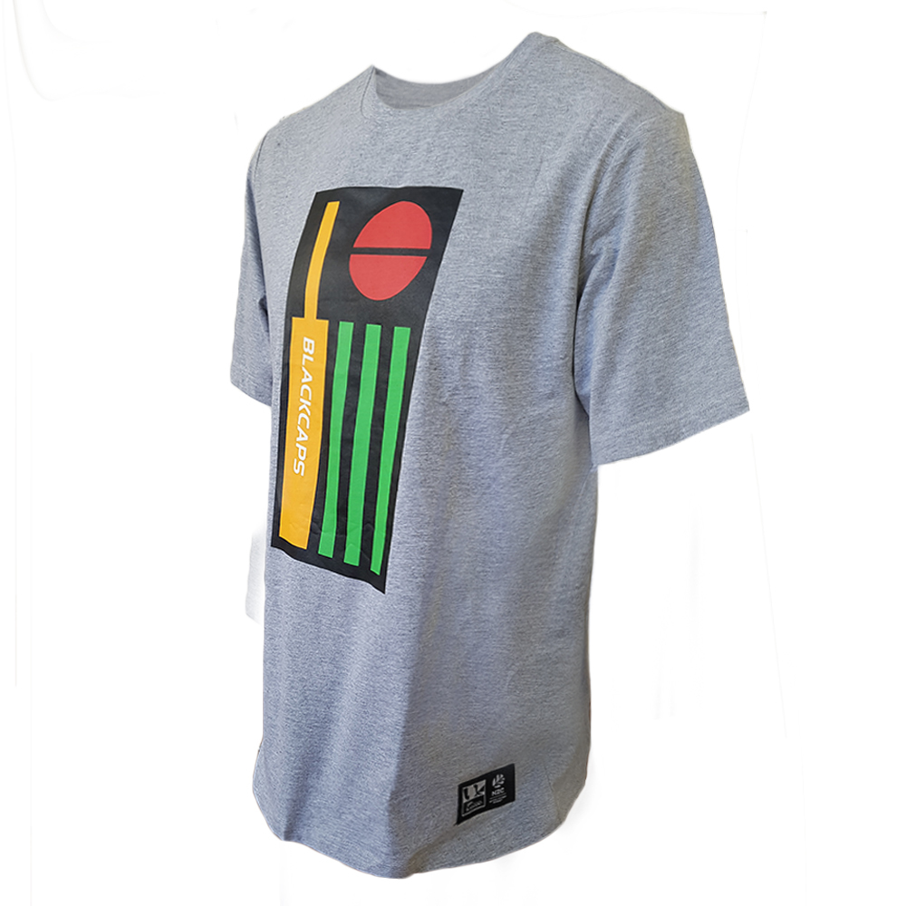 Blackcaps Supporters Kids Graphic T Shirt - Cricket Cue (14) image
