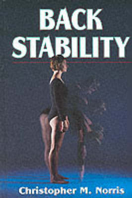 Back Stability by Christopher M. Norris image