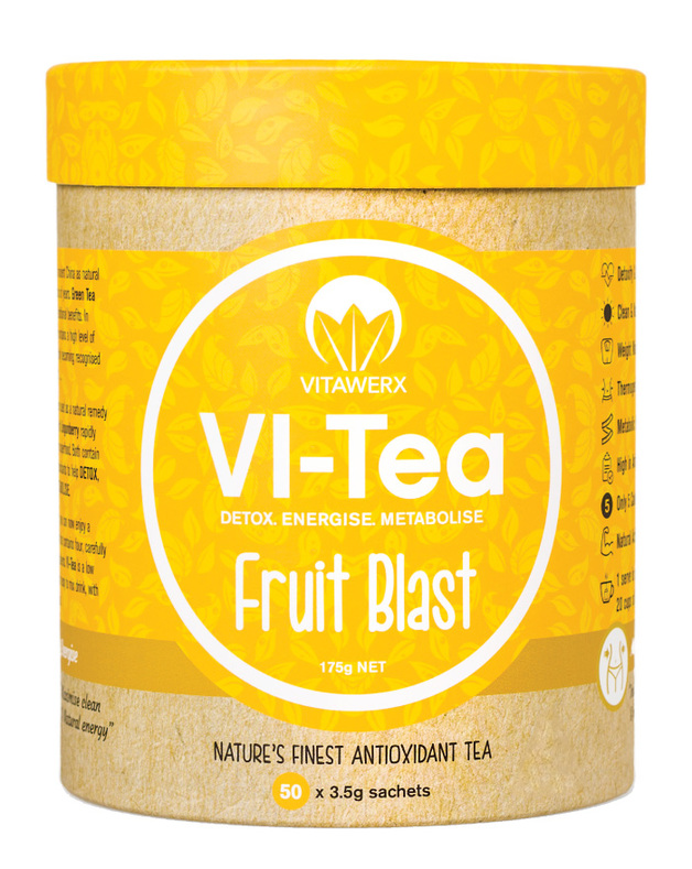 Vi-Tea Antioxidant Tea - Fruit (175g)