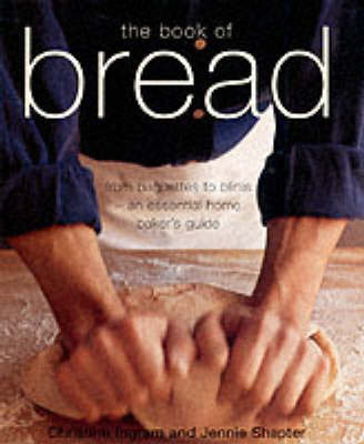 The Book of Bread by Christine Ingram image