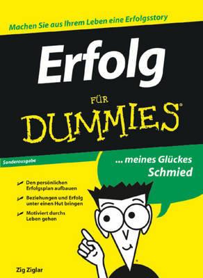 Erfolg Fur Dummies by Zig Ziglar image