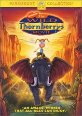 Wild Thornberrys, The - The Movie on DVD
